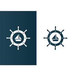 ShipWheel vector image vector image