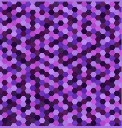 Hexagon pattern seamless vector