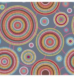 Needlework background vector