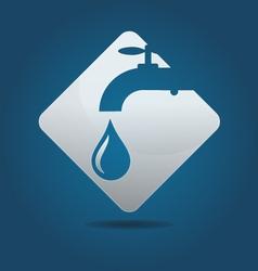 Plumbing business vector image vector image