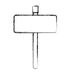 Figure metal emblem notices to know signals vector