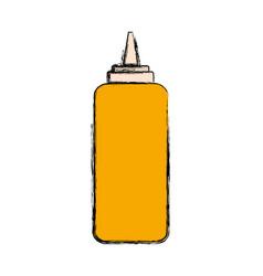 Mustard vector