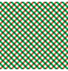 Plaid shirt seamless pattern vector image