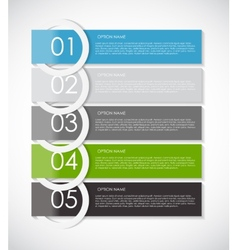 Infographic templates for business  eps10 vector