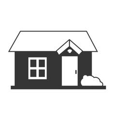 Real estate house icon icon vector