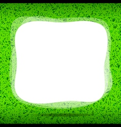 Green grass pattern nature background eps10 003 vector image