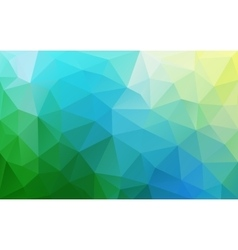 Abstract polygonal fresh geometric background low vector