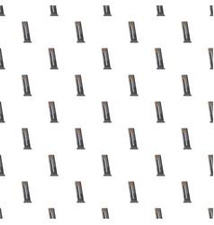 Gun magazine pattern vector