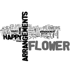 What is one flower benefit that you know of text vector