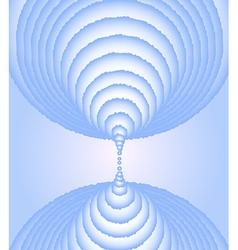 Snow swirl vector