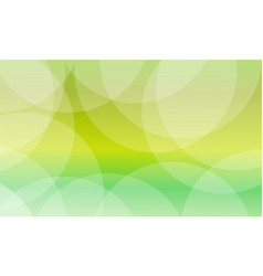 Art of green abstract background light vector