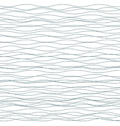 Wavy background Abstract fashion pattern vector image