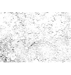Stains and scratches on the sheet any picture can vector