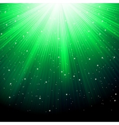 Star dust Background vector image