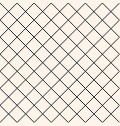 abstract geometric square grid seamless pattern vector image