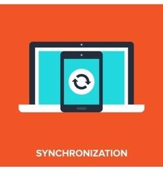 Synchronization vector
