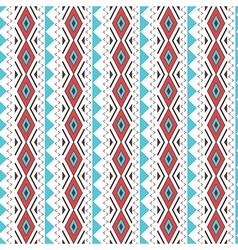 Tribal boho seamless pattern vector