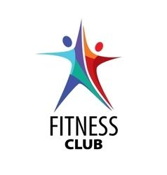 Logo for fitness vector