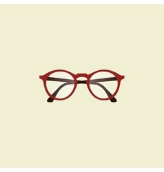 Abstract hipster object vector