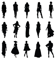 Fashion 3 vector