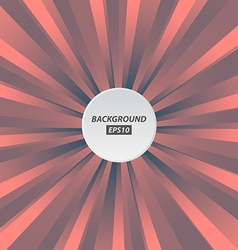 Rays background vector