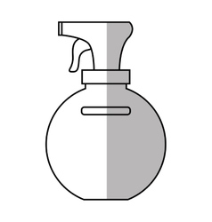 Isolated water atomizer design vector