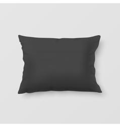Realistic pillow vector
