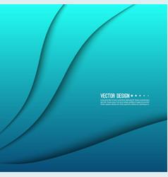 abstract creative concept vector image