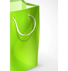 bag background vector image