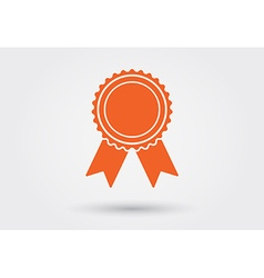 Pictogram icon for award vector