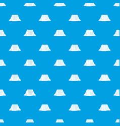 Niagara falls pattern seamless blue vector