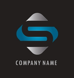 S business logo vector