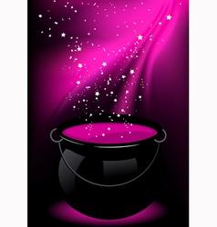Magic potion vector