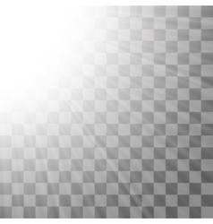 Transparent Light Background vector image vector image
