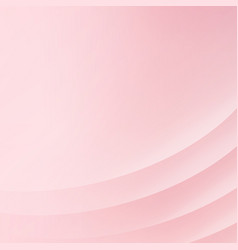 Abstract pink background with curve lines smooth vector
