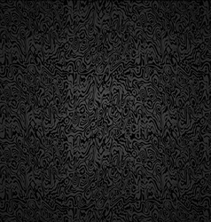 Abstract black texture vector