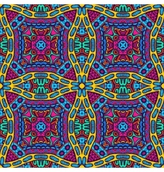 Abstract seamless pattern ornamental vector image vector image