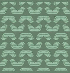seamless abstract vintage art pattern vector image vector image