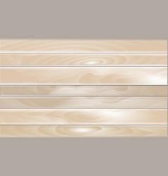 Wooden background in vector