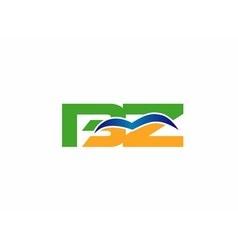 zb logo vector image
