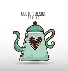 Delicious coffee design vector
