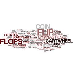 Flirtation word cloud concept vector