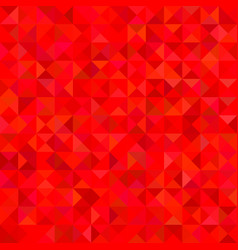 Geometrical triangle tiled background - graphic vector