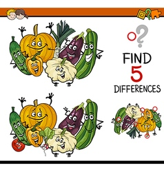 find the differences task vector image vector image