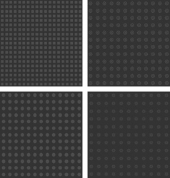 Grey-seamless pattern vector
