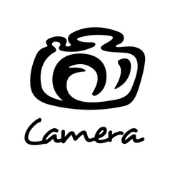 Photo camera icon vector image vector image