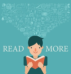 Read more vector