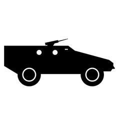 Btr simple icon vector
