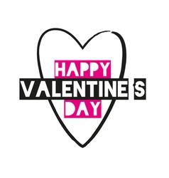 Pink valentine4 vector