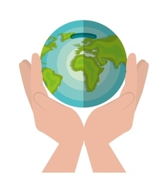 Global economy world savings vector